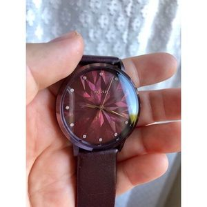 Fossil Vintage Muse Watch in Wine